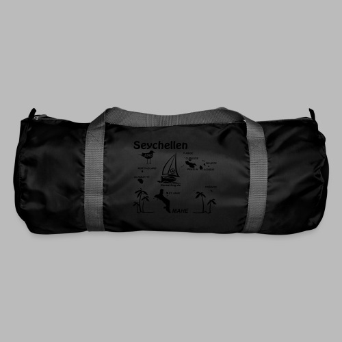 Seychellen Insel Crewshirt Mahe etc. - Sporttasche