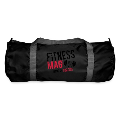 Fitness Mag made in corsica 100% Polyester - Sac de sport