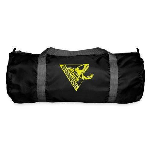 Logo Motoboquerones amarillo - Bolsa de deporte