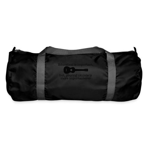 Important Ukulele - Duffel Bag