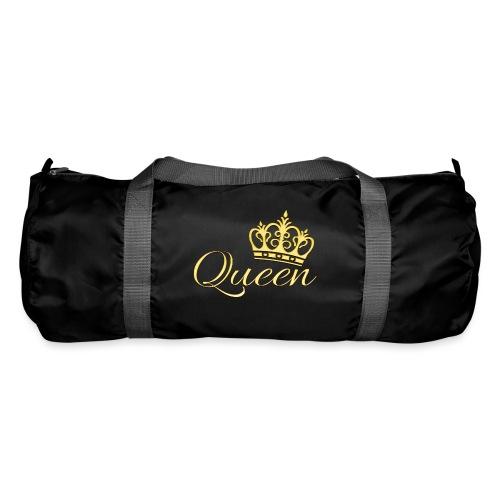 Queen Or -by- T-shirt chic et choc - Sac de sport