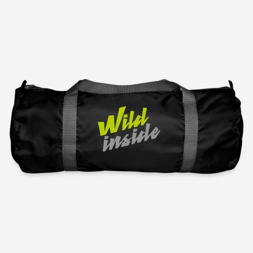 wild inside - Sporttasche
