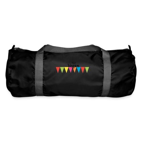 Not Vegan - Duffel Bag