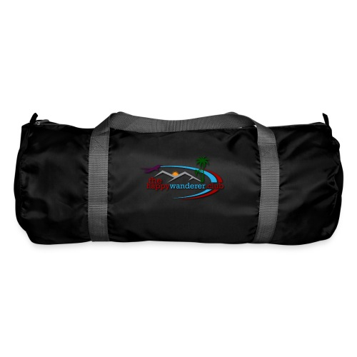 The Happy Wanderer Club Merchandise - Duffel Bag