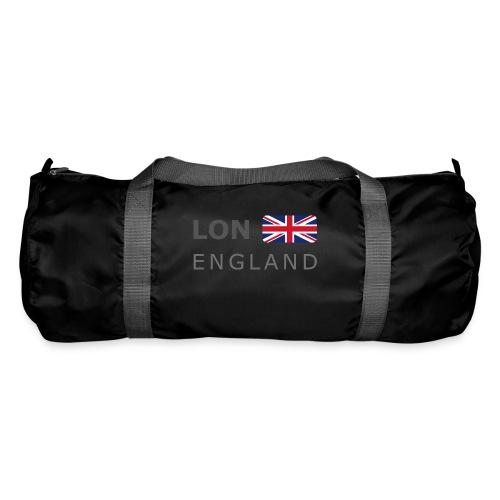 LON ENGLAND BF dark-lettered 400 dpi - Duffel Bag