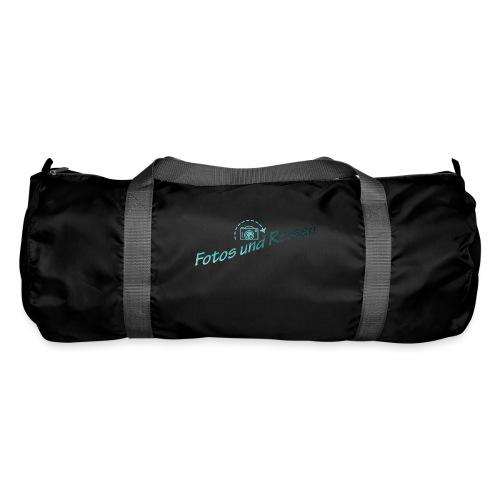 Fotos und Reisen - Sporttasche