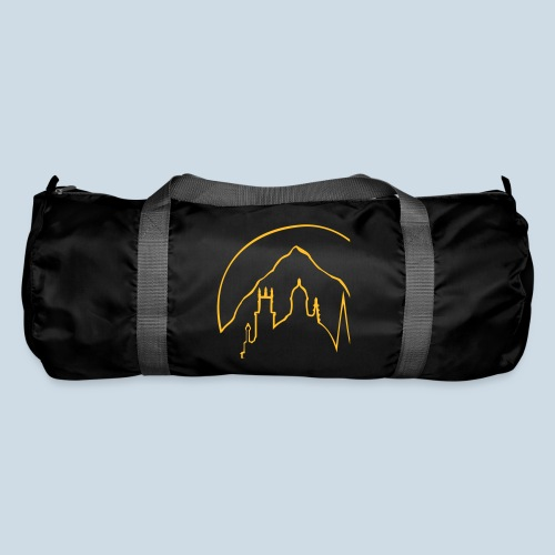 NewLogoPunkCorner - Duffel Bag
