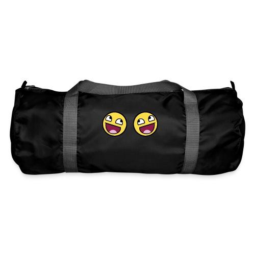 Boxers lolface 300 fixed gif - Duffel Bag