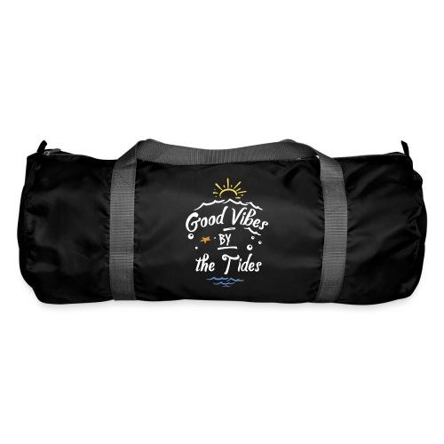 Gute Stimmung bei den Gezeiten - Sporttasche