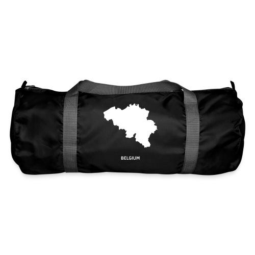 Europa Symbol Land Belgien Silhouette Staat - Sporttasche