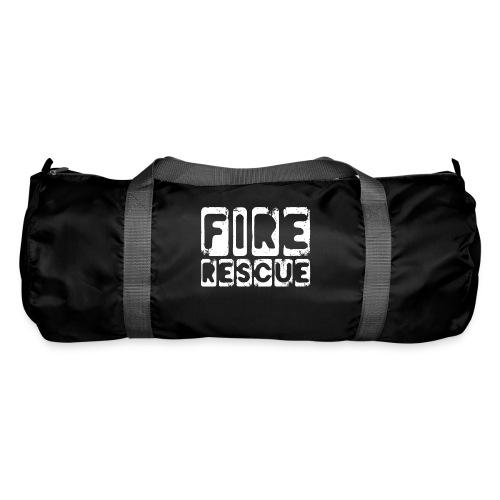 Fire Rescue Feuerrettung Feuerwehr Retter - Sporttasche