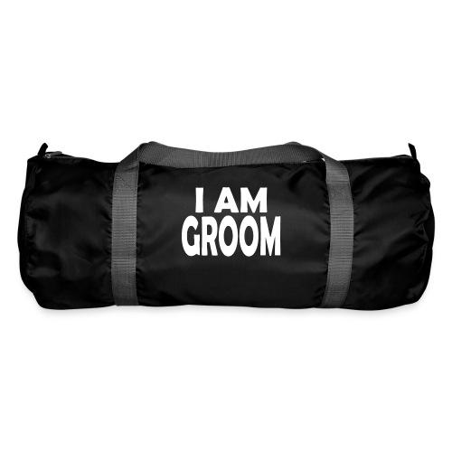 Ich bin Bräutigam Junggesellenabschied - Sporttasche