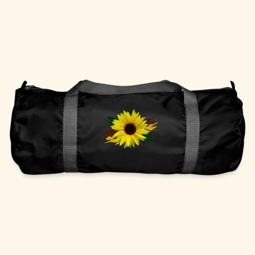 Sonnenblume, Sonnenblumen, Blume, floral, blumig - Sporttasche
