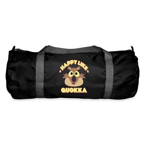 Happy like a quokka - Animal, love cute quokka - Sac de sport