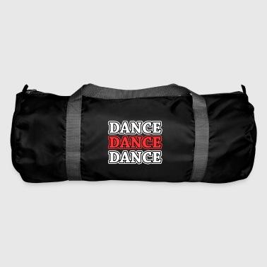 Ballet dancer shirt, women's dancer shirt, dancing - Duffel Bag