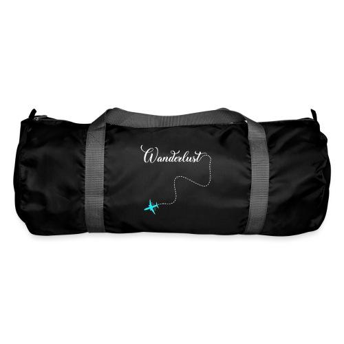 Reisen Weltreise Flugzeug Travelshirt - Sporttasche