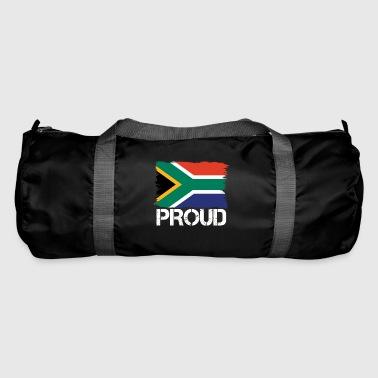Pride flag flag home origin south africa png - Duffel Bag