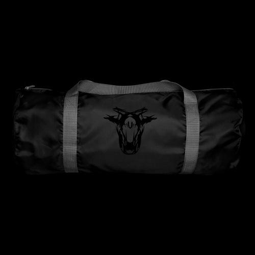 der hund 15x15 doppelkopf 1f - Sporttasche