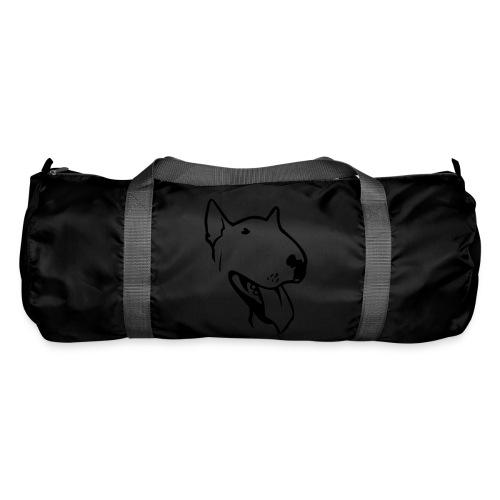 bull terrier2 - Duffel Bag