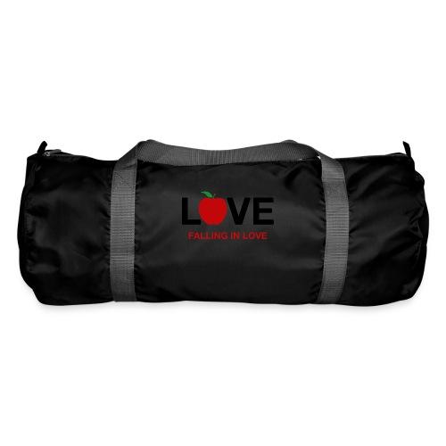 Falling in Love - Black - Duffel Bag