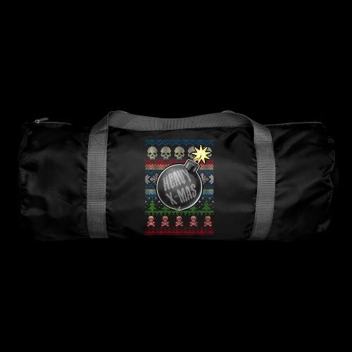 Heavy X-Mas Christbaumkugel-Bombe - Sporttasche