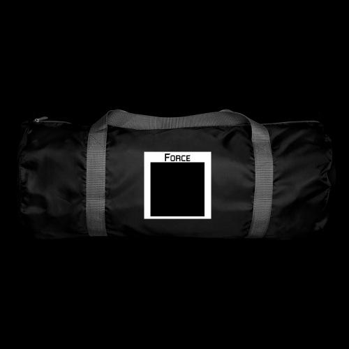 Limited Edition | Force-Design-Gym-Bag | Black - Sporttasche
