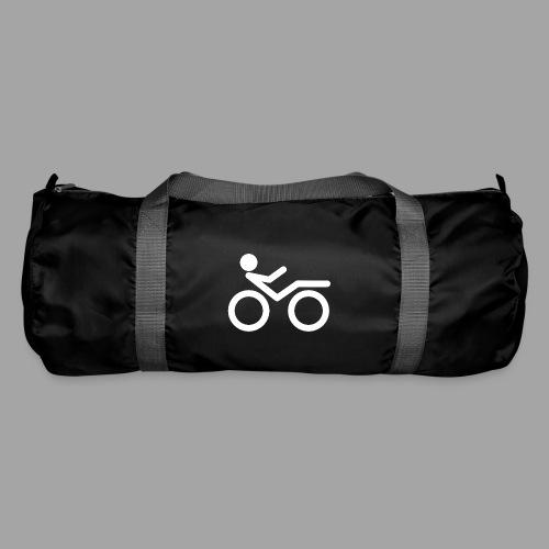 Recumbent bike white 2 - Urheilukassi