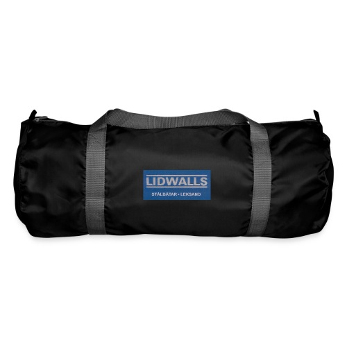 Lidwalls Stålbåtar - Sportväska