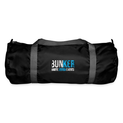 Bunker & Harte Zeiten Supporter - Sporttasche