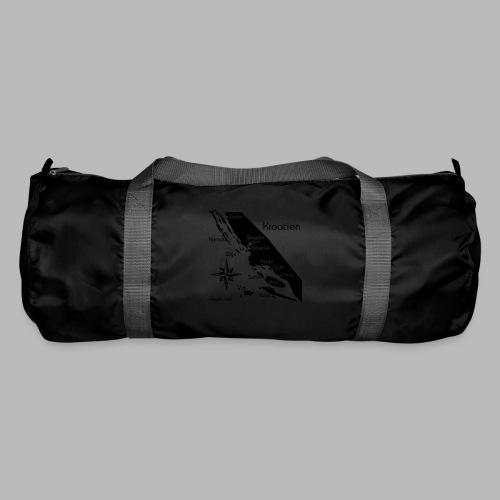 Crewshirt Urlaub Motiv Kroatien - Sporttasche