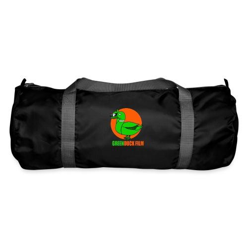 Greenduck Film Orange Sun Logo - Sportstaske