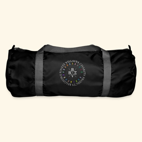 BVBE Charity Projects x factor white Charlemagne T - Duffel Bag
