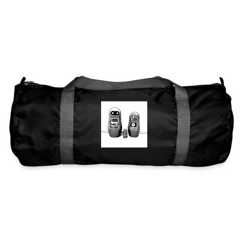 0342 Shirt ROBOT Bot IIII - Sporttasche