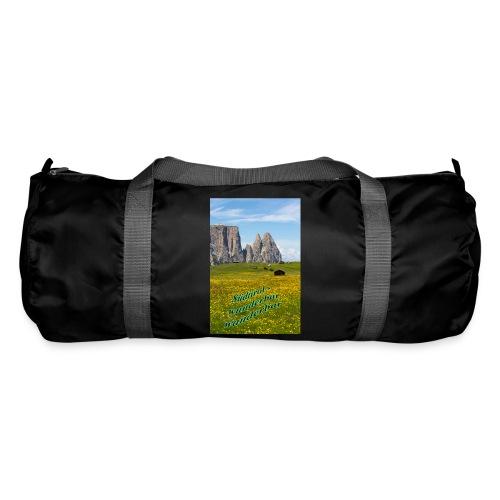 Südtirol - wunderbar wanderbar - Sporttasche