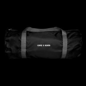 Coffee is heaven - Sportsbag