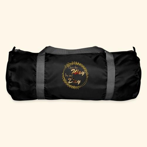 its my day weddingcontest - Duffel Bag