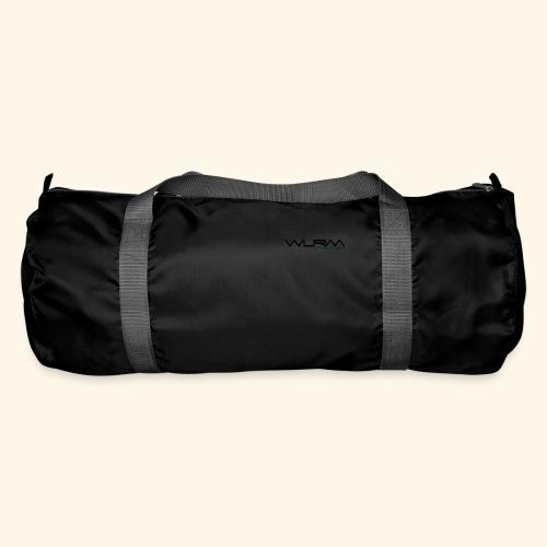 WLRM Schriftzug black png - Sporttasche