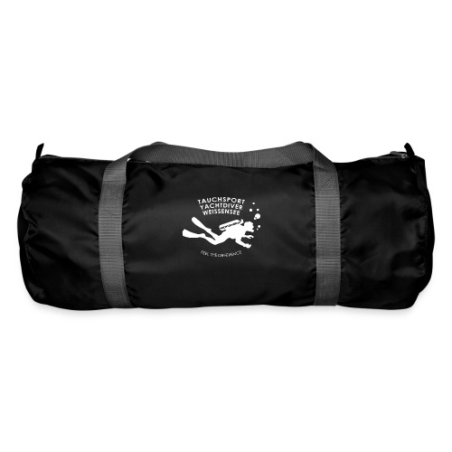 LOGO TAUCHSCHULE WEISSENS - Sporttasche