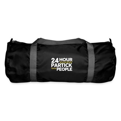 24 Hour Partick People - Duffel Bag