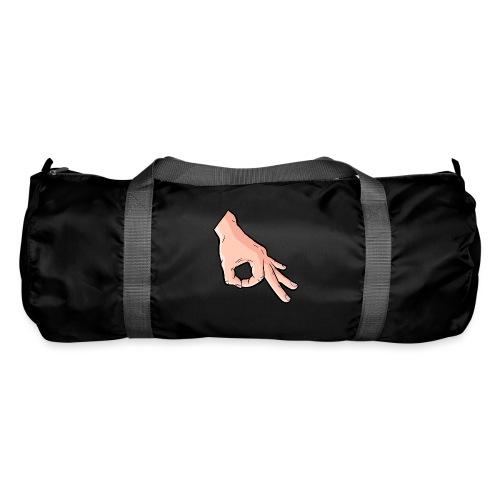 The Circle Game Ok Emoji Meme - Duffel Bag