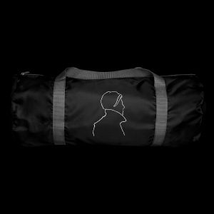David Bowie Low (white) - Duffel Bag