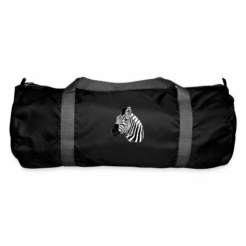 Cooles Zebra - Sporttasche