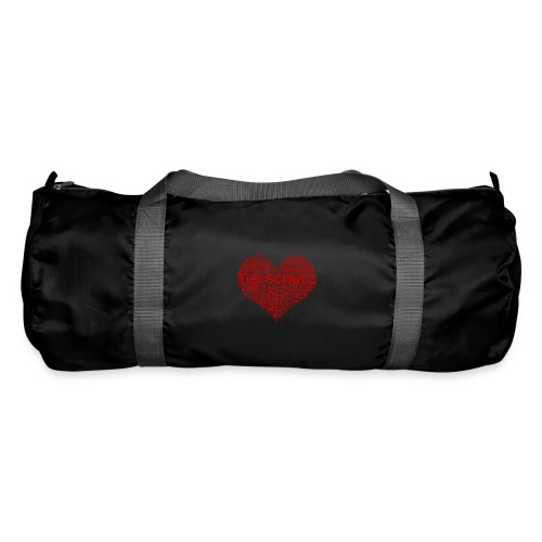 Tierschutz - Sporttasche