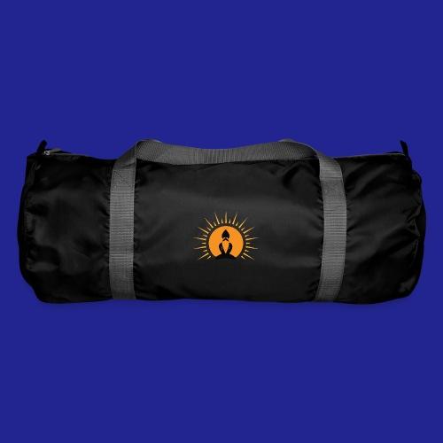 Guramylife logo black - Duffel Bag