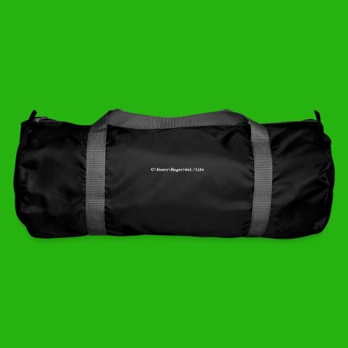 Programming Get A Life - Duffel Bag