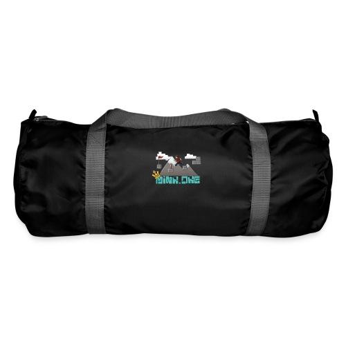 Minr.org Logo - Duffel Bag