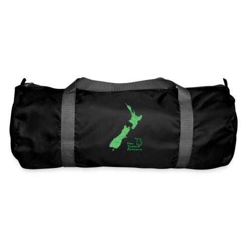 New Zealand's Map - Duffel Bag