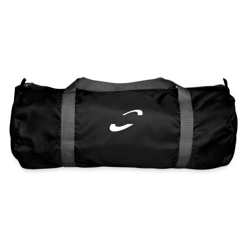 Planet Cycling Icon White - Duffel Bag