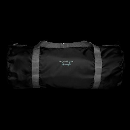 dontlosefaith Collection - Sportsbag