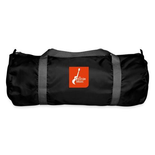 De Oranje Man Wilhelmus Hoekstra Logo Oranje Vlak - Sporttas